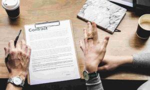 opleiding b-logic opmaak en beheer van contracten en policies